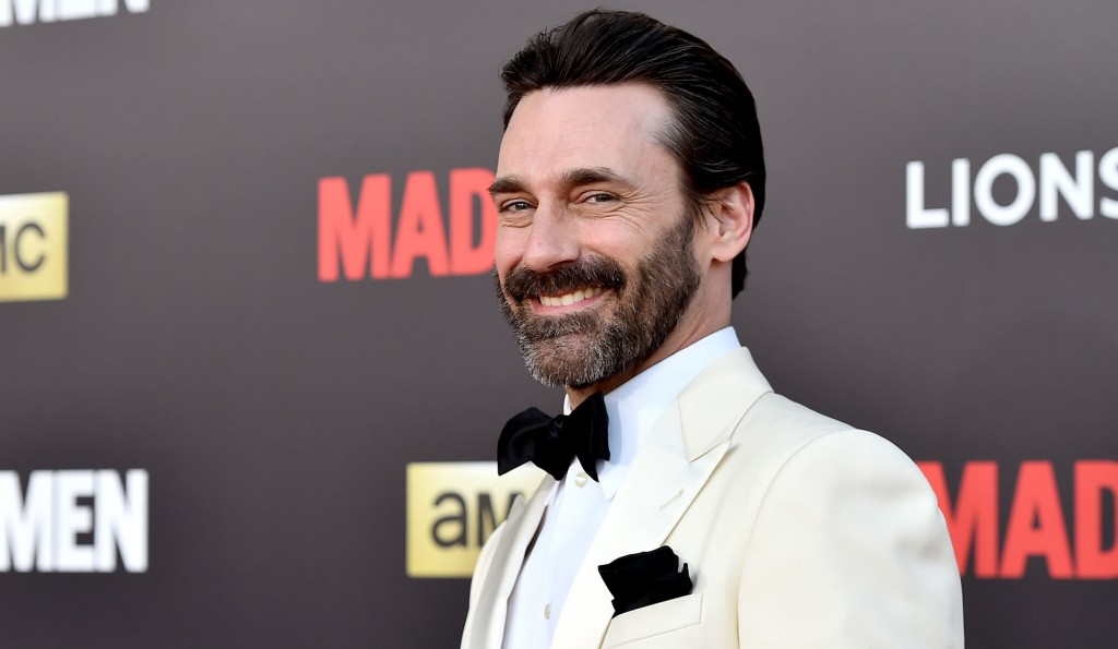 "AMC Celebrates The Final 7 Episodes Of ""Mad Men"" With The Black & Red Ball - Red Carpet"